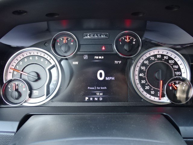 2017 Ram 1500 Crew Cab Pickup #591504 - photo 17