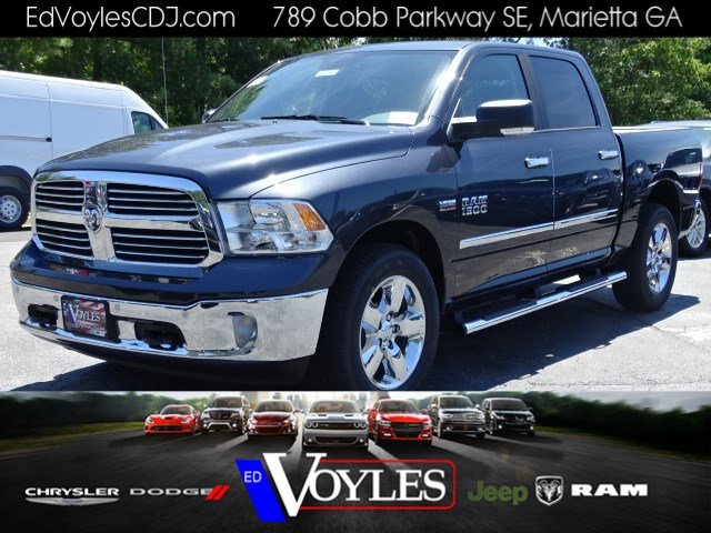 2017 Ram 1500 Crew Cab 4x4 Pickup #591683 - photo 1