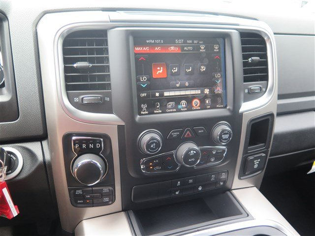 2017 Ram 1500 Crew Cab 4x4 Pickup #591716 - photo 17