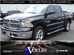 2017 Ram 1500 Crew Cab 4x4, Pickup #591717 - photo 1