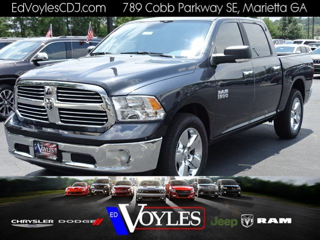 2017 Ram 1500 Crew Cab Pickup #591784 - photo 1