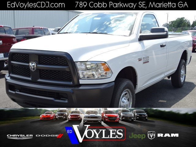 2017 Ram 2500 Regular Cab Pickup #592134 - photo 1