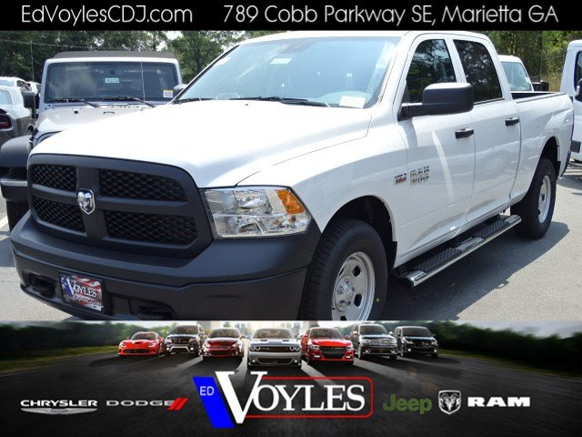 2017 Ram 1500 Crew Cab 4x4 Pickup #592203 - photo 1