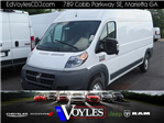 2018 ProMaster 2500 High Roof, Cargo Van #592487 - photo 1