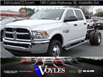 2018 Ram 3500 Crew Cab DRW, Cab Chassis #592563 - photo 1