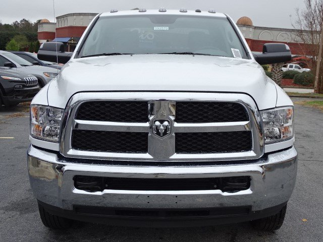 2018 Ram 3500 Crew Cab DRW,  Cab Chassis #592570 - photo 3