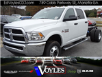 2018 Ram 3500 Crew Cab DRW,  Cab Chassis #592570 - photo 1