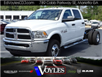 2018 Ram 3500 Crew Cab DRW 4x4,  Knapheide Service Body #592669RL - photo 1