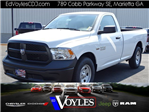 2018 Ram 1500 Regular Cab, Pickup #592671 - photo 1