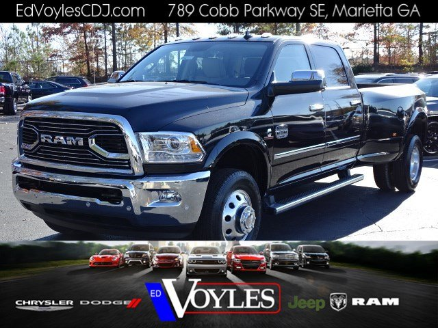 2018 Ram 3500 Crew Cab DRW 4x4,  Pickup #592777 - photo 1