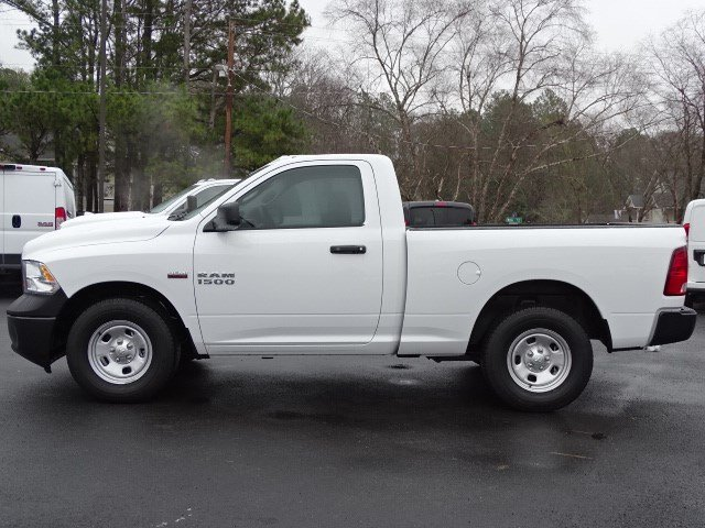 2018 Ram 1500 Regular Cab, Pickup #592797 - photo 4