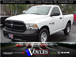 2018 Ram 1500 Regular Cab 4x2,  Pickup #592797 - photo 1