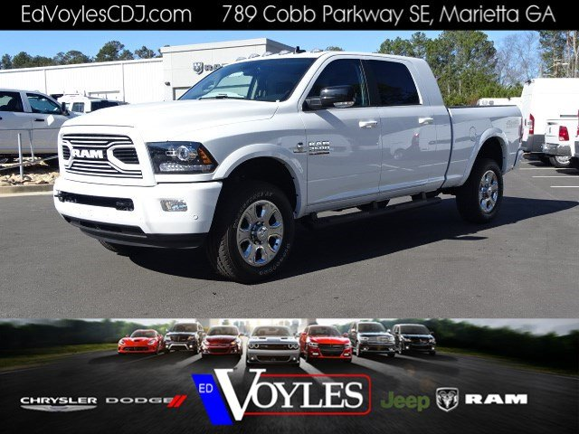 2018 Ram 2500 Mega Cab 4x4, Pickup #592867 - photo 1
