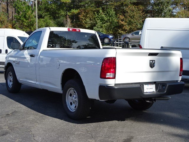 2018 Ram 1500 Regular Cab, Pickup #593064 - photo 2