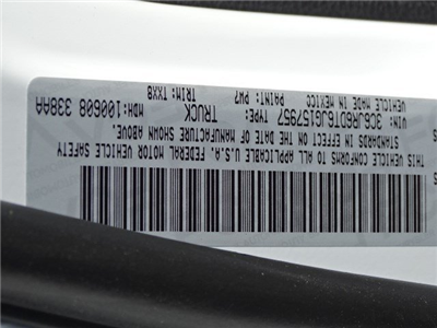 2018 Ram 1500 Regular Cab Pickup #593064 - photo 19