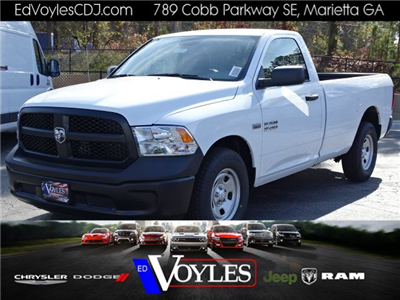 2018 Ram 1500 Regular Cab Pickup #593064 - photo 1
