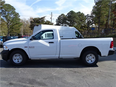 2018 Ram 1500 Regular Cab, Pickup #593064 - photo 4