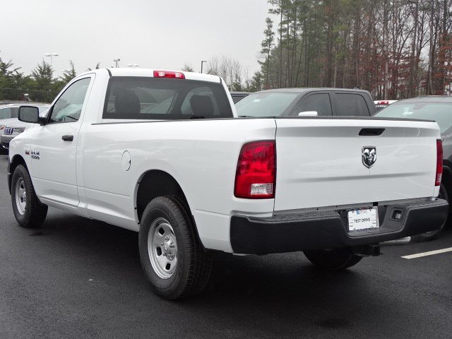 2018 Ram 1500 Regular Cab, Pickup #593111 - photo 2