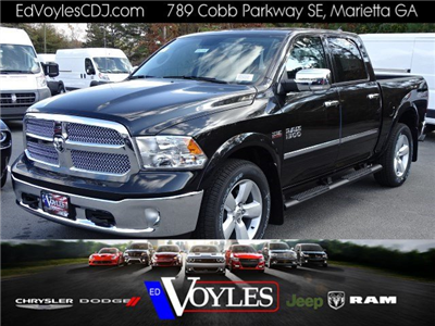 2018 Ram 1500 Crew Cab 4x4, Pickup #593160 - photo 1