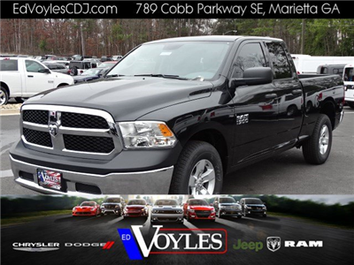 2018 Ram 1500 Quad Cab, Pickup #593254 - photo 1
