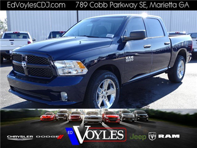 2018 Ram 1500 Crew Cab, Pickup #593257 - photo 1