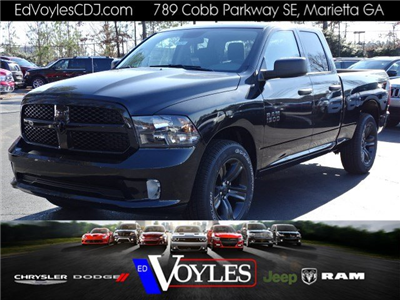 2018 Ram 1500 Quad Cab, Pickup #593261 - photo 1