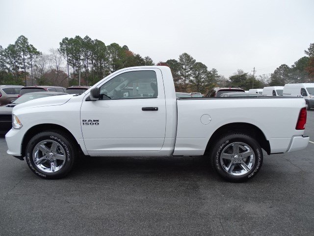 2018 Ram 1500 Regular Cab, Pickup #593281 - photo 4