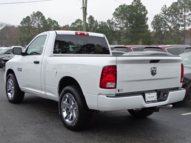 2018 Ram 1500 Regular Cab, Pickup #593281 - photo 2