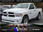 2018 Ram 1500 Regular Cab, Pickup #593281 - photo 1