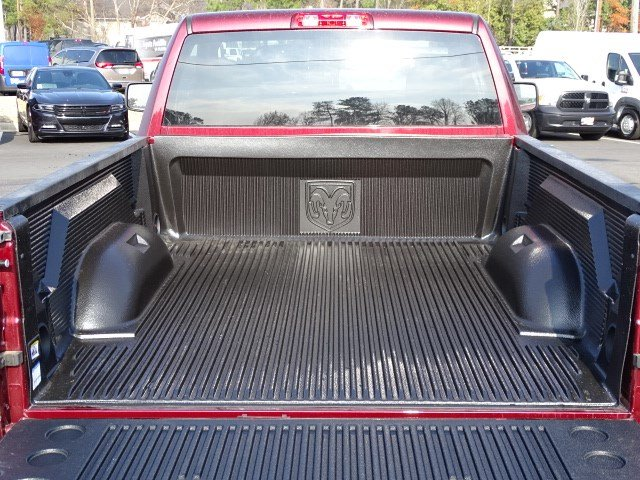 2018 Ram 1500 Regular Cab, Pickup #593282 - photo 9
