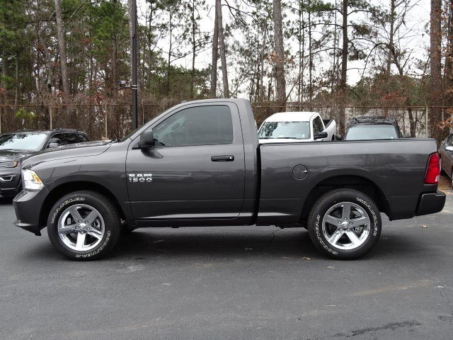 2018 Ram 1500 Regular Cab, Pickup #593283 - photo 4