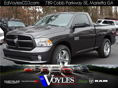 2018 Ram 1500 Regular Cab, Pickup #593283 - photo 1