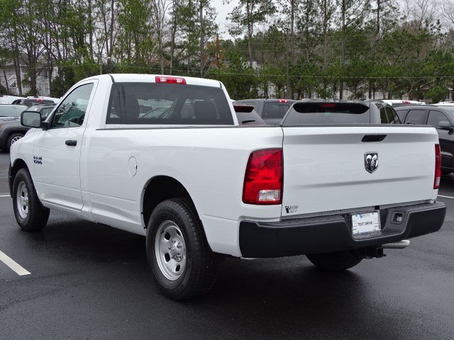 2018 Ram 1500 Regular Cab, Pickup #593347 - photo 2