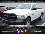 2018 Ram 1500 Regular Cab, Pickup #593347 - photo 1