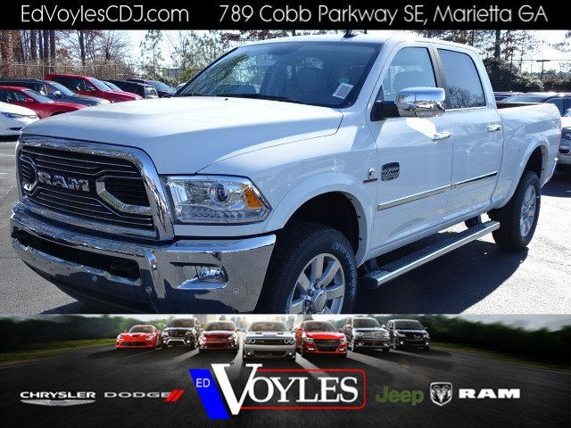 2018 Ram 2500 Crew Cab 4x4, Pickup #593372 - photo 1