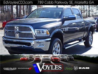 2018 Ram 2500 Crew Cab 4x4, Pickup #593388 - photo 1