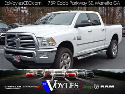 2018 Ram 2500 Crew Cab 4x4, Pickup #593389 - photo 1