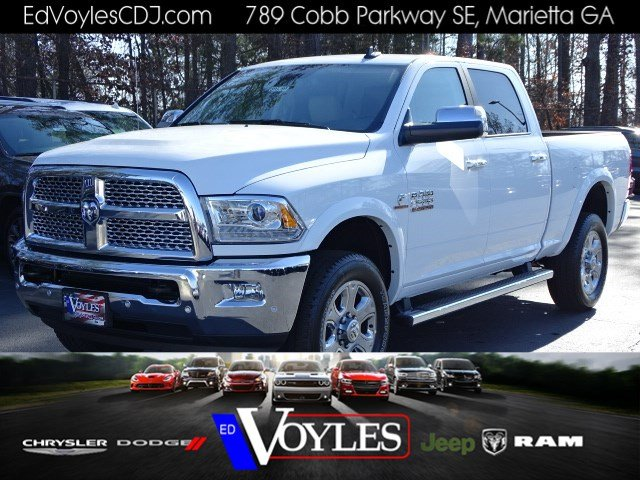 2018 Ram 2500 Crew Cab 4x4,  Pickup #593399 - photo 1