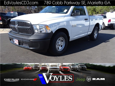 2018 Ram 1500 Regular Cab 4x2,  Pickup #593435 - photo 1