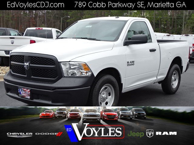 2018 Ram 1500 Regular Cab, Pickup #593462 - photo 1