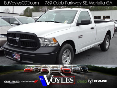 2018 Ram 1500 Regular Cab, Pickup #593480 - photo 1