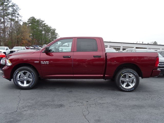 2018 Ram 1500 Crew Cab, Pickup #593513 - photo 4