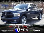 2018 Ram 1500 Crew Cab, Pickup #593532 - photo 1