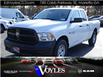 2018 Ram 1500 Quad Cab, Pickup #593560 - photo 1