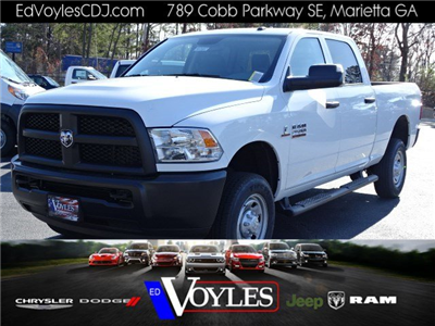 2018 Ram 2500 Crew Cab 4x4, Pickup #593607 - photo 1
