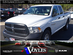 2018 Ram 1500 Quad Cab, Pickup #593639 - photo 1