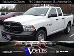 2018 Ram 1500 Quad Cab 4x4, Pickup #593863 - photo 1