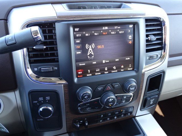2018 Ram 2500 Mega Cab 4x4,  Pickup #593928 - photo 19