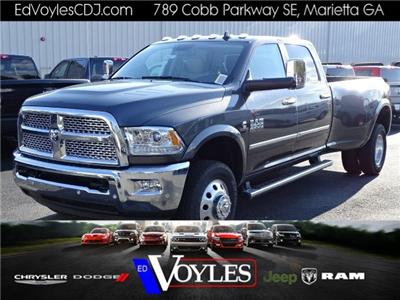 2018 Ram 3500 Crew Cab DRW 4x4,  Pickup #594217 - photo 1