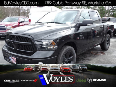 2018 Ram 1500 Crew Cab 4x2,  Pickup #594226 - photo 1